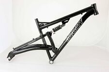 NIB FSX 2750 Frame: Gravity FSX 2750 Black Frame Only Uses(650 B)27.5 Wheel 17in