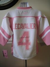 NEW Vincent Lecavalier #4 Tampa Bay Lightning Reebok youth sizes M-L-XL Jersey