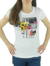 Oneill T - Shirt Tee Top Size 152 Anika White Lettering fitted NEW