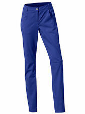 Mandarin Ladies Chinos Trousers Chinos Stretch blue Size 34, 40 025202