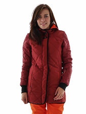 Brunotti Ski Jacket Winter Jantano red quilted 5K Snow guard