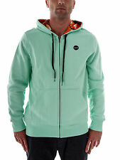 Hurley Sweat Jacket Hoodie Krush Zip green Zip Up Hoodie