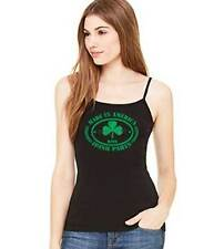 St. Patricks Day Made In America Tank Top