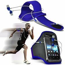 Sports Gym Fitness Armband Case Cover & Handsfree For Apple iPhone 4
