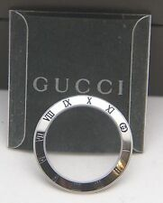 NIB Gucci  Replacement Bezel and Crystal  - 3000 Watch - Stainless Steel