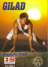 GILAD: BODIES IN MOTION - PIER BEACH WORKOUT NEW DVD