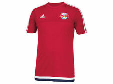 adidas New York Red Bulls MLS 2014 - 2015 Soccer Training Jersey Red