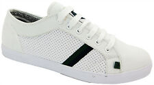Dunlop Originals Green Flash Men's 1987 Terrace Perforated Trainers New