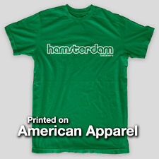 HAMSTERDAM Baltimore THE WIRE Cutty Omar Little PARTY AMERICAN APPAREL T-Shirt