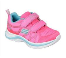 Girls Toddler SKECHERS SWIFT KICKS LIL GLAMMER 81497 Pink Athletic Sneaker Shoes