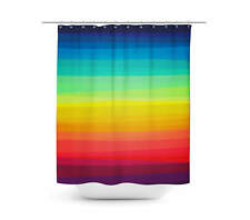 Color Up Your Life! Shower Curtain - Vinyl Anti-Bacterial