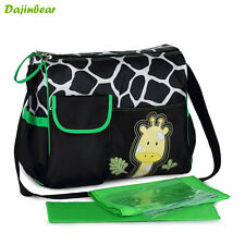 2016 New Animal Baby Diaper Bag Mummy Nappy Shoulder bag Handbag messenger bag