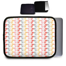 Kitty Love Neoprene Case for Any Tablet Netbook Macbook Air - Sleeve Pouch