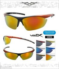 Vertx Premium Sports Eyewear Sunglasses Polycarbonate UV400 Shatter Proof 52032
