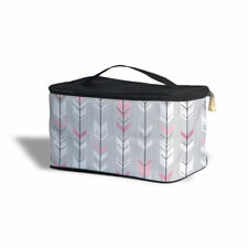 Hipster Arrows Doodled Cosmetics Storage Case - Multi Purpose Makeup Bag