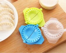 BD 1PC Dumpling Mold Pierogi Turnover Ravioli Empanada Dough Press Mould Maker