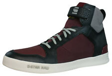 G-Star Raw Yard Bullion Mens Leather Trainers / Boots - 4N0 - See Sizes