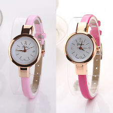 Fashion Watch Women Thin Strap Quartz Analog Watch Bracelet Lady Wristwatches