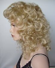 COLOR CHOICE .. Dolly Parton Style .. Pretty Girl Wig .. GORGEOUS! Top Seller!