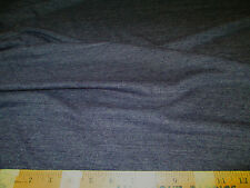 Discount Fabric 4 way Stretch Cotton Blend Heather Charcoal 101SC