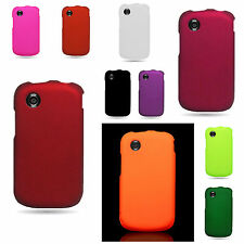 For ZTE Avail Case / ZTE Merit Case - Hard Slim Fit Rubberized Matte Phone Cover