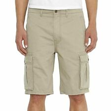 Levi's Ace Cargo Shorts Big & Tall Size 50, 52, 54 Msrp $60 Timberwolf