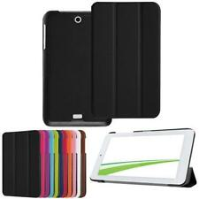 Slim Leather Folding Stand Protector Case Cover For Acer Iconia One B1-770 8""