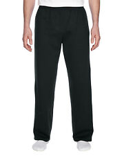 Fruit of the Loom Sofspun Open-Bottom Pocket Sweatpants. SF74R