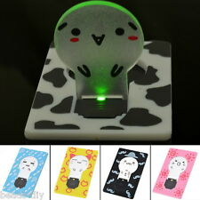 BD Creative Modish Utility Pocket LED Card Light Lamp Put in Purse Wallet