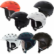 Smith Sequel Variant Brim Men's Ski Helmet Snowboard Helmet 2013-2017 NEW