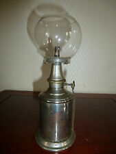 VINTAGE FRENCH PIGEON LAMP no4