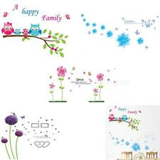 Removable Wall Decals Large Stickers Home Decor & Murals Wallpaper Décor MSYG