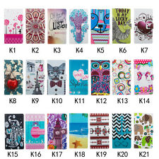 1pc Lovely Cute Flip Magnetic Wallet PU Leather Card Stand Case Cover For LG G4