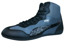 Puma Ring Sequins Womens Sneakers - Shoes - Black - 6502