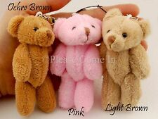 20 Mini Teddy Bear Party Favours 80mm/8cm Door Gift Party Favours