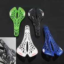 MTB Road Cycling Bike Bicycle Hollow Spider Web Engineering Plastic Saddle Seat