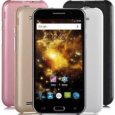 Quad Core Android 5.1 Smartphone 3G/2G 8MP qHD GPS Unlocked 1GB+8GB Mobile Phone
