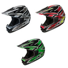Junior Fulmer Helmet MX ATV Off Road Dirt Bike Helmet DOT/ECE Approved AF-JX4