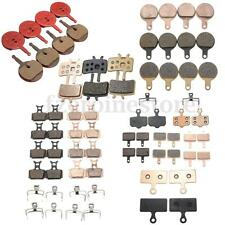 1/2/4 Pairs MTB Road Bike Cycling Disc Brake Pads Bicycle Replacement All Type