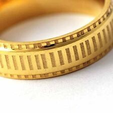 vintage Womens Mens 14k gold filled ring size 8-12 wholesale jewelry