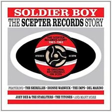 Soldier Boy the Scepter Records Story - V/A Compact Disc