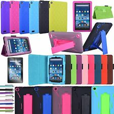 Fire 7 case, Full body Cover Case For 2015 Amazon Fire 7 with Screen Protector