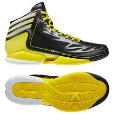 ADIDAS BASKETBALL ADIZERO CRAZY LIGHT 2 Shoes Sneakers Size 40-50, 5 Black