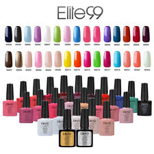 Elite99 Lacquer Long-lasting Soak Off UV LED Nail Art Colour Gel Polish Manicure