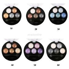 Beauty 5 Colors Eye Shadow Cosmetic Makeup Shimmer Matte Eyeshadow Palette Set