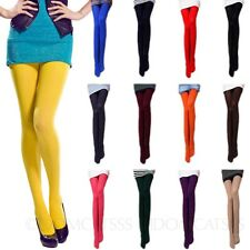 Bottoms Fashion Ladies Sexy Winter Colorful Assorted color Hosiery Pantyhose