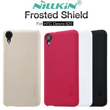 Genuine Nillkin Matte Hard Frost Cover Case +Screen Protector For HTC Desire 825