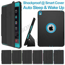 Armor Full Body Protective Shockproof Heavy Duty Hard Case Smart Cover for iPad