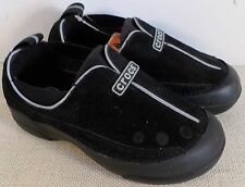 CROCS INFANTS DAWSON BLACK SLIP ON SHOES NEW WITH TAGS