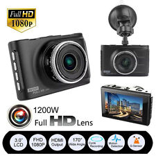 3 Full HD 1080P Car DVR CCTV Dash Camera G-sensor Vehicle Video Cam Recorder